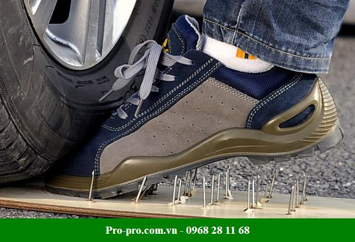 Chất lượng của giày bảo hộ