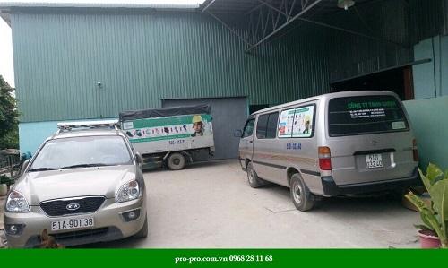 Xưởng bảo hộ lao động Garan (h.1)