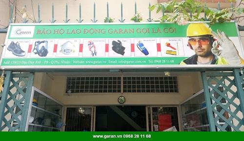 Xưởng bảo hộ lao động Garan (h.3)