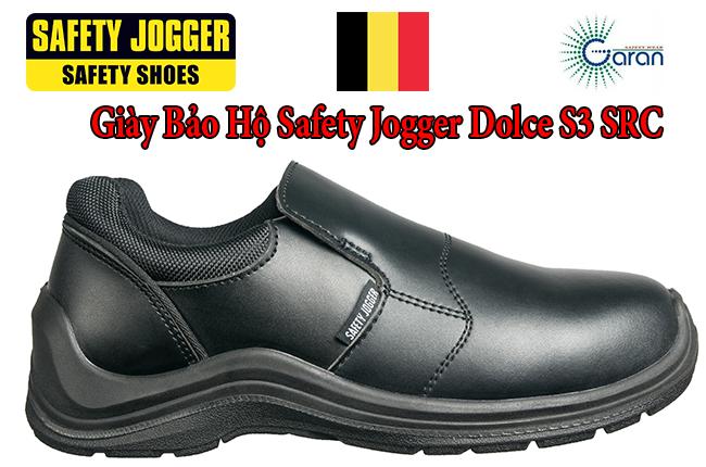 Giày Bảo Hộ Lao Động Safety Jogger Dolce S3 SRC
