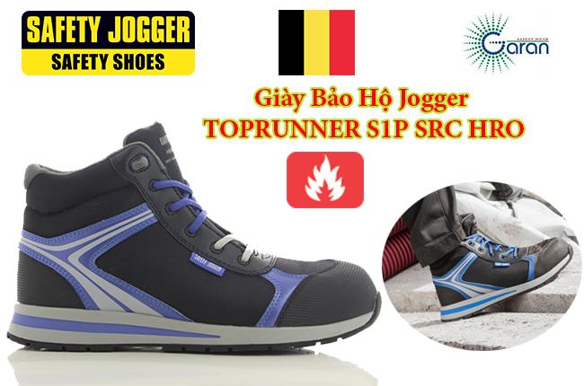 Jogger Toprunner S1P