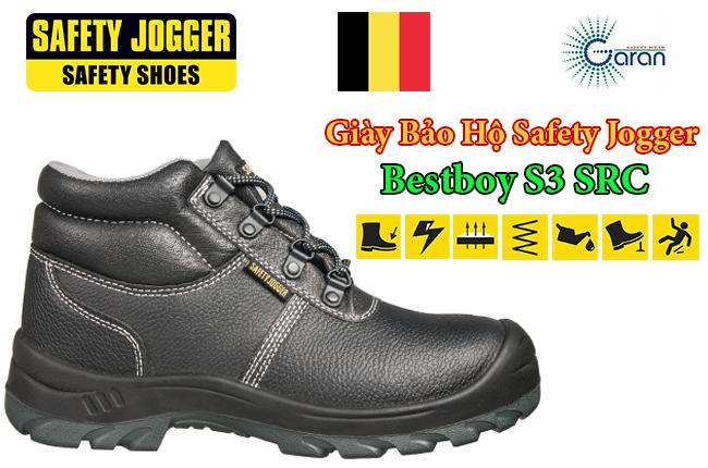 Giày bảo hộ công trình jogger Bestboy