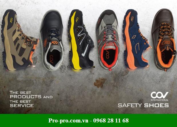 Giày bảo hộ lao động nhập khẩu hàn Quốc