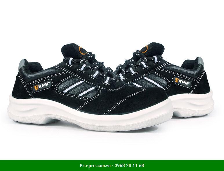 Giày Bảo Hộ King Power O-017Black