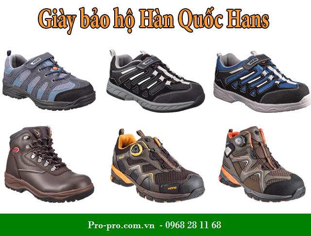 Giày hàn quốc Hans