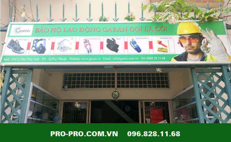 Garan có dầy đủ sản phẩm bảo hộ lao động cho tất cả các ngành nghề