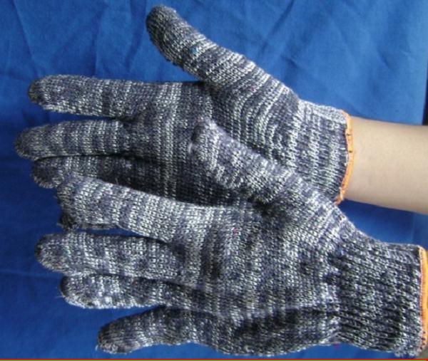 Sản phẩm găng tay len xám của GARAN tại pro-pro.com.vn