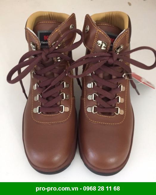 Giày bảo hộ lao động nhập khẩu k2 Hàn Quốc