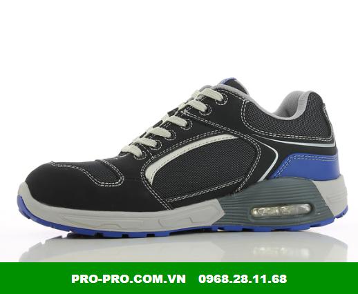 Giày bảo hộ siêu nhẹ raptor s1p kiểu dáng thể thao nhập khẩu từ bỉ