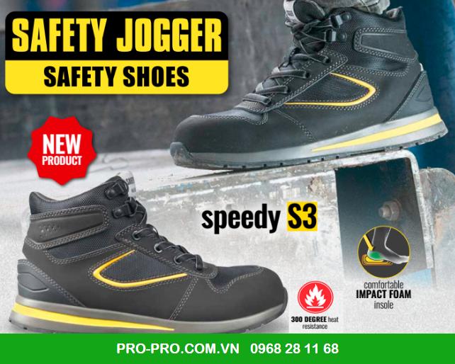 giày bảo hộ chịu nhiệt chất lượng cao