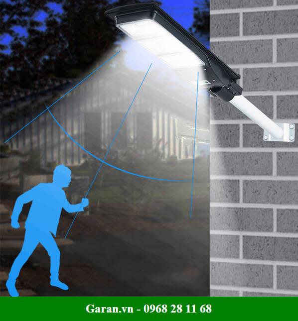 Đèn năng lượng mặt trời 90W có thể sử dụng để chống trộm
