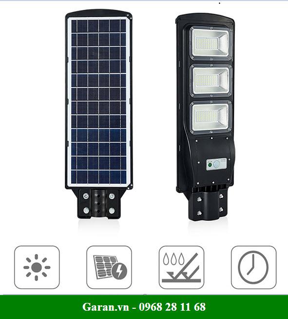 điểm nổi bật của đèn đường năng lượng mặt trời 200W