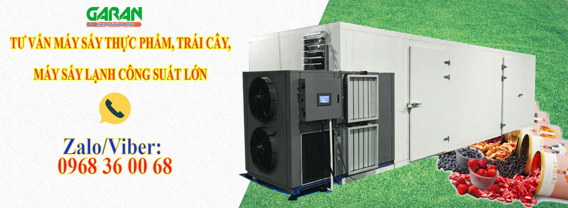 Máy sấy lạnh công suất lớn