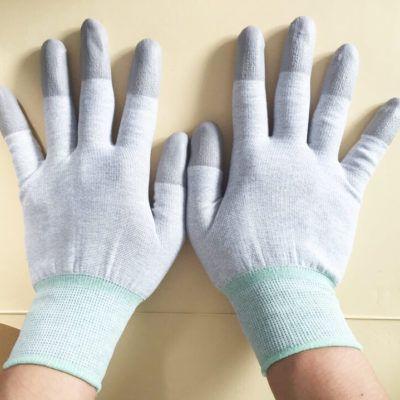 Găng tay chống tĩnh điện ESD sợi carbon