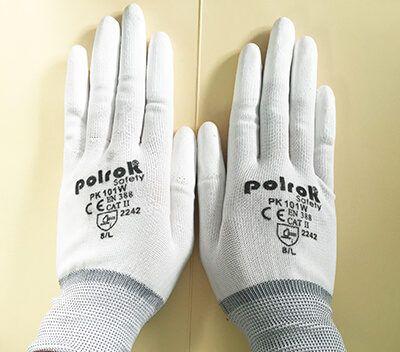 Găng tay phòng sạch Polrok