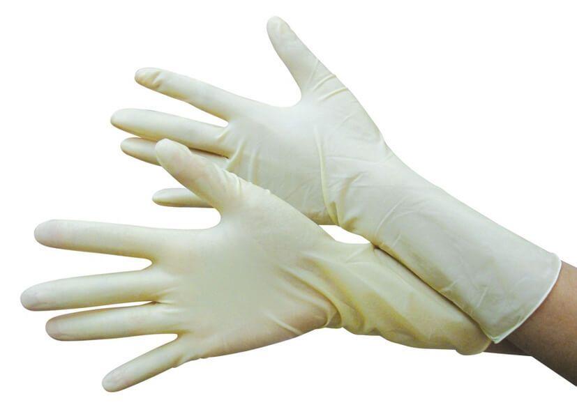 Găng tay latex