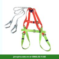 dây đai an toàn 2 móc lớn