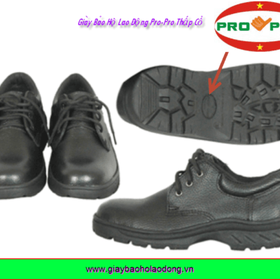 Giày bảo hộ lao động Pro-Pro (thấp cổ)