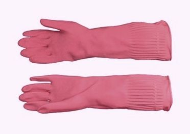 Găng tay cao su CV 01