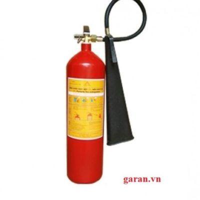 Bình chữa cháy, carbon dioxide (Co-2)