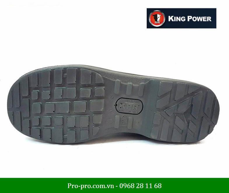 Giày bảo hộ King Power KPR L026 được dùng nhiều trong công việc chế biến gỗ, gia công kim loại, sản xuất ô tô, luyện kim, công trình xây dựng,