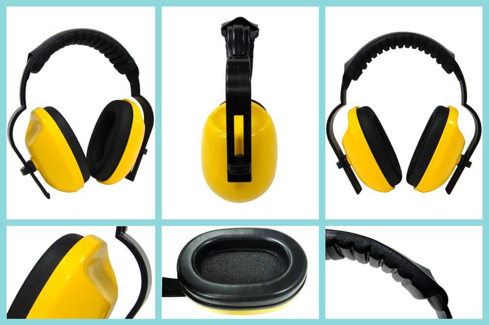 Chụp tai chống ồn A601