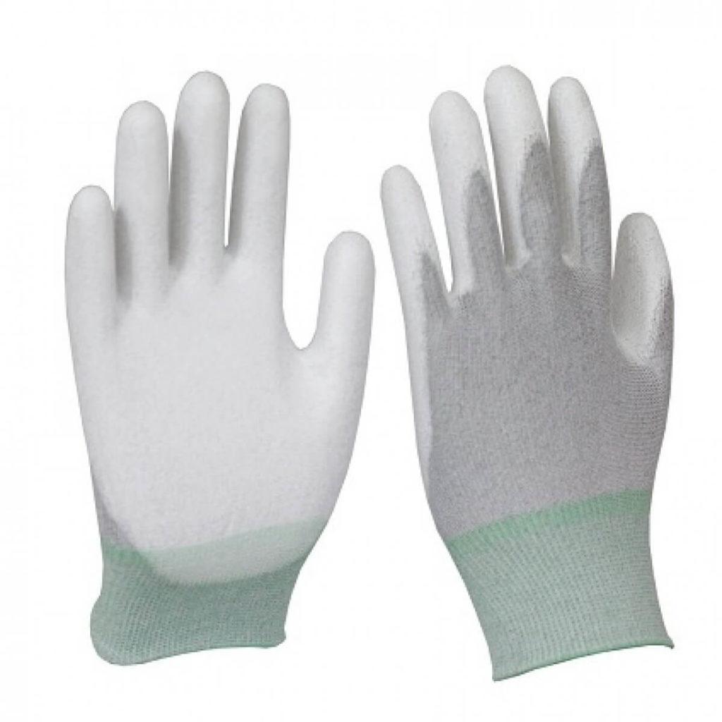 Găng tay chống tĩnh điện phủ lòng bàn tay