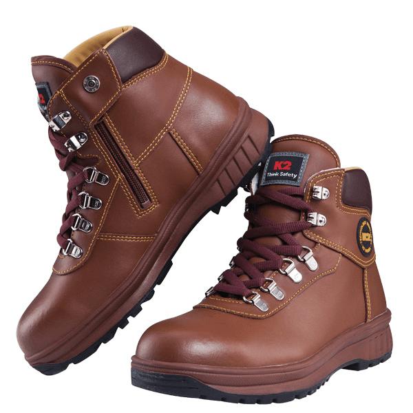 Giày bảo hộ lao động nhập khẩu k2 - 14 Hàn Quốc