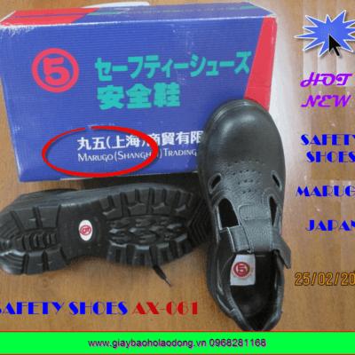 Giày bảo hộ marugo AX061