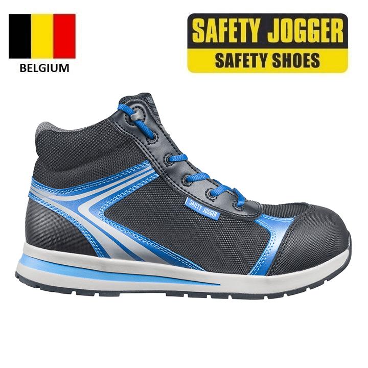 Giày Bảo Hộ Thể Thao Jogger Toprunner S1P