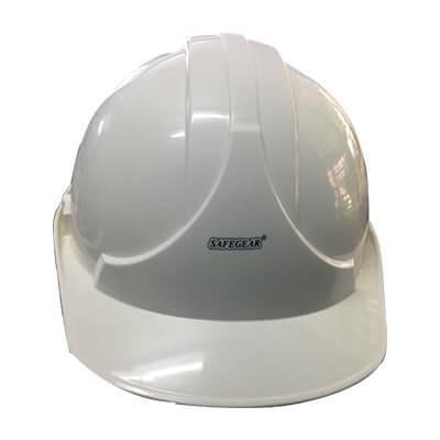 Mũ bảo hộ HC 102 màu trắng