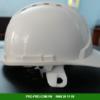 Mũ bảo hộ HC102 màu trắng