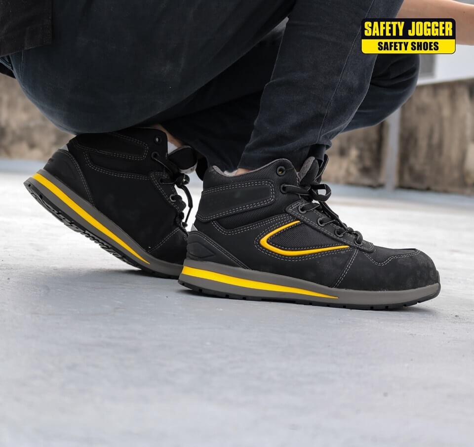 Giày bảo hộ chịu nhiệt Jogger Speedy S3
