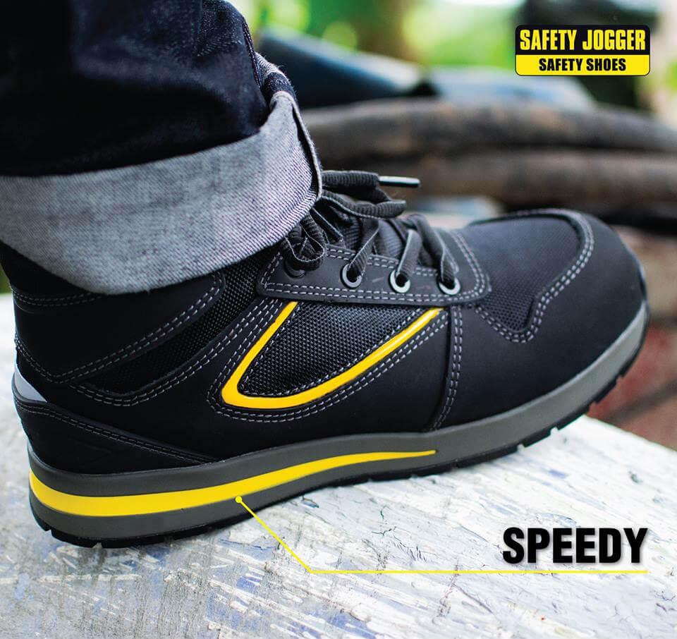Giày bảo hộ lao động chịu nhiệt Jogger Speedy S3