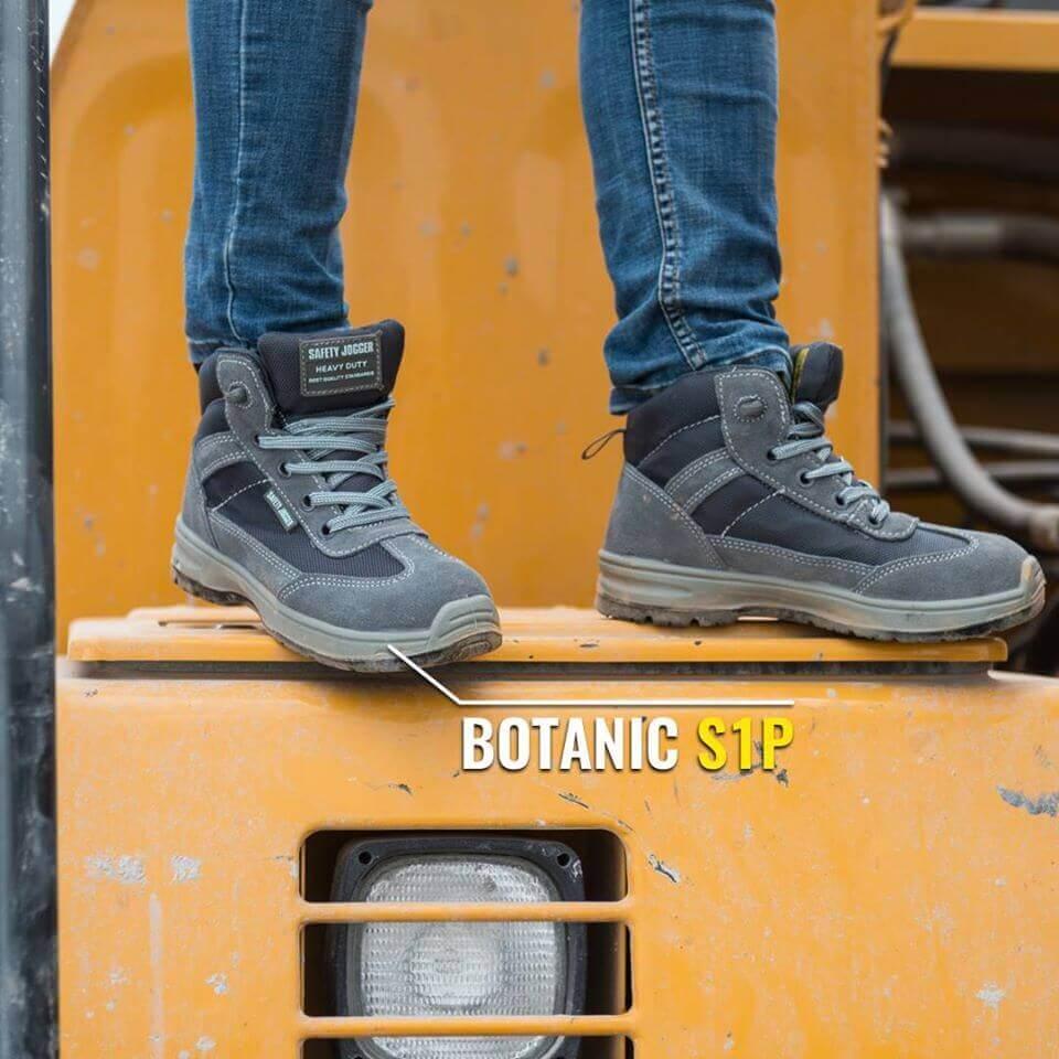 Safety Jogger Botanic S1P
