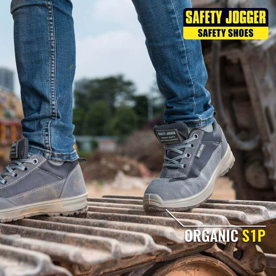 Safety Jogger Organic S1P