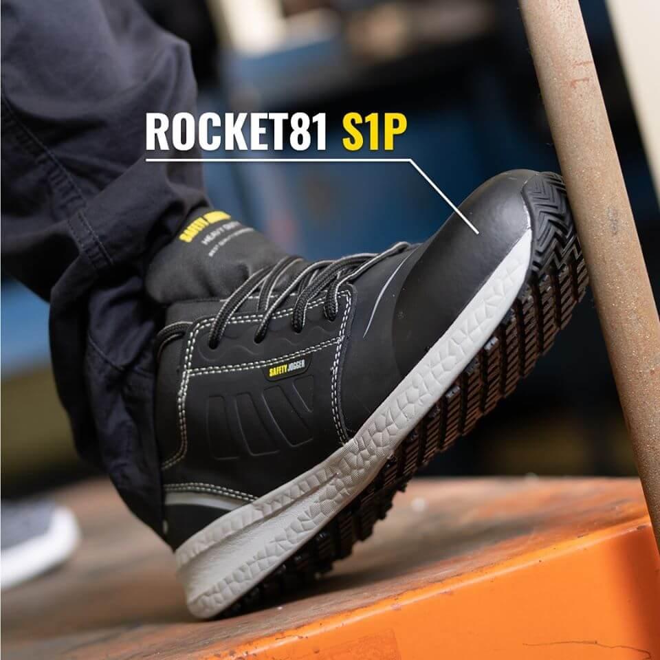 Giày bảo hộ chống trượt Jogger Rocket 81