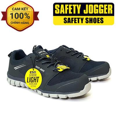 Giày Bảo Hộ Siêu Nhẹ Jogger Ligero S1P ESD SRC