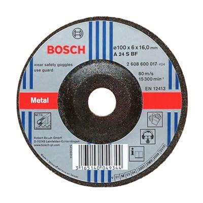 Đá cắt 100mm Bosch