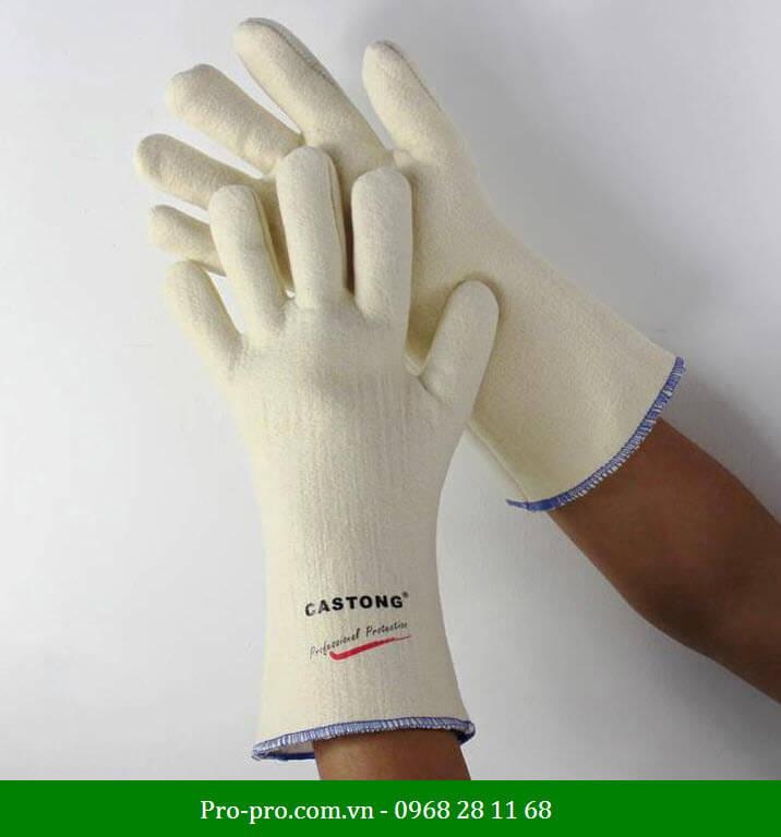 Găng tay chịu nhiệt độ cao 300 độ