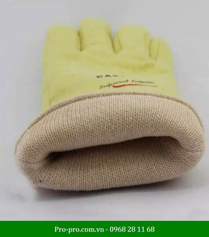 găng tay chịu nhiệt cao cấp 500 độ C Castong