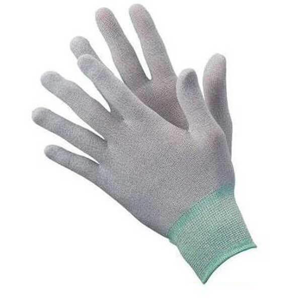 găng tay chống tĩnh điện không phủ Pu