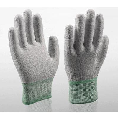 Găng tay sợi carbon không phủ