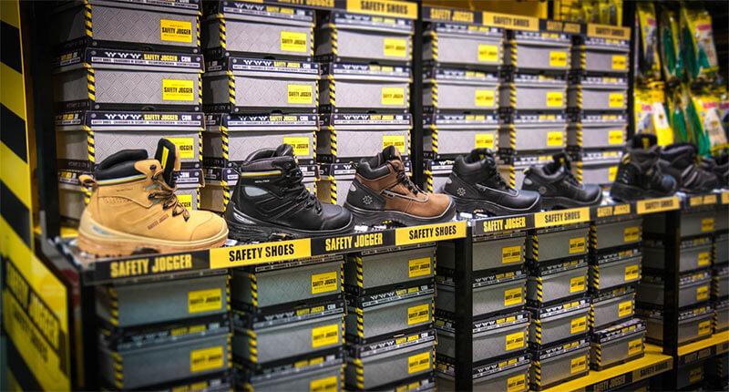 GARAN - Địa chỉ mua giày bảo hộ Phú Quốc giá tốt nhất thị trường hiện nay
