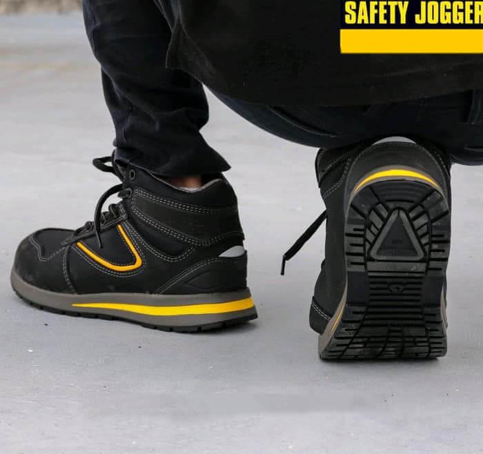 Giày bảo hộ nhập khẩu Safety Jogger Speedy S3