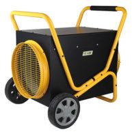 Quạt sấy điện công nghiệp 15kw D150FT