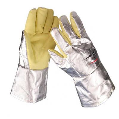 Găng tay chịu nhiệt 500 độ Castong