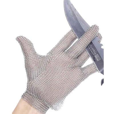 Găng tay chống cắt kim loại