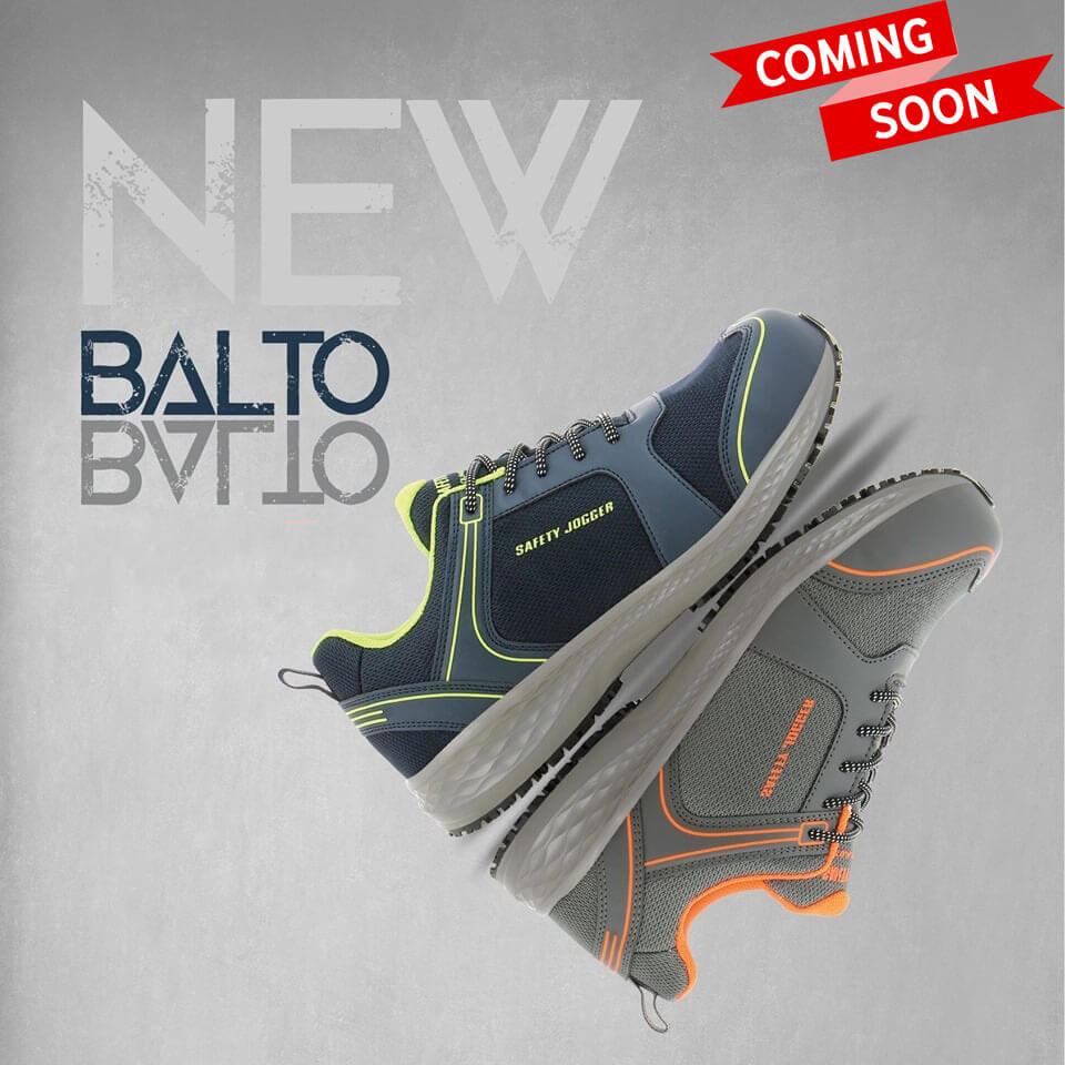 Giày Bảo Hộ Safety Jogger Balto S1 SRC