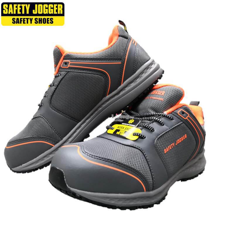 Safety Jogger Balto S1 SRC màu cam